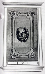 Figure 3: FRAMED MEDALLION American, Circa 1850